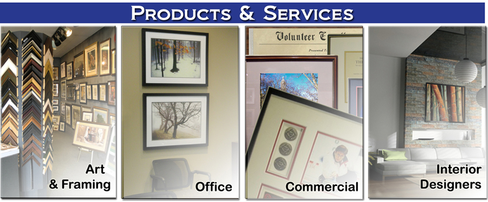 Creative Art & Frame: Dedicated to Bringing Your Ideas to Life